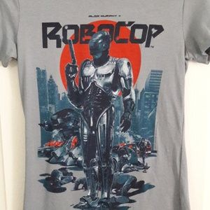 90s Robocop Lootcrate T Shirt Size Medium